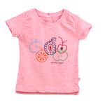 Continent Ring Baby Girl T-shirt