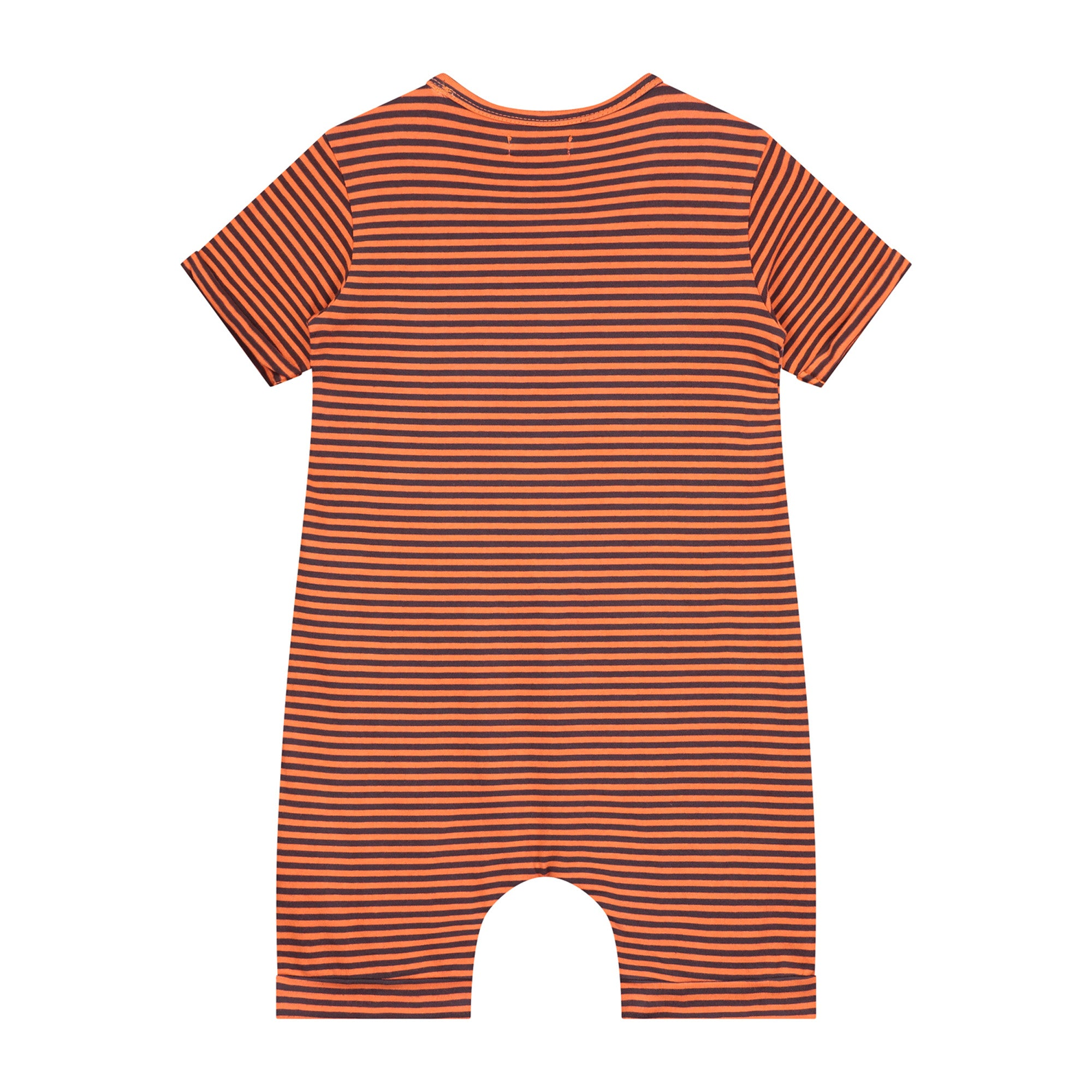 You Can Striped  Unisex  Playsuit
