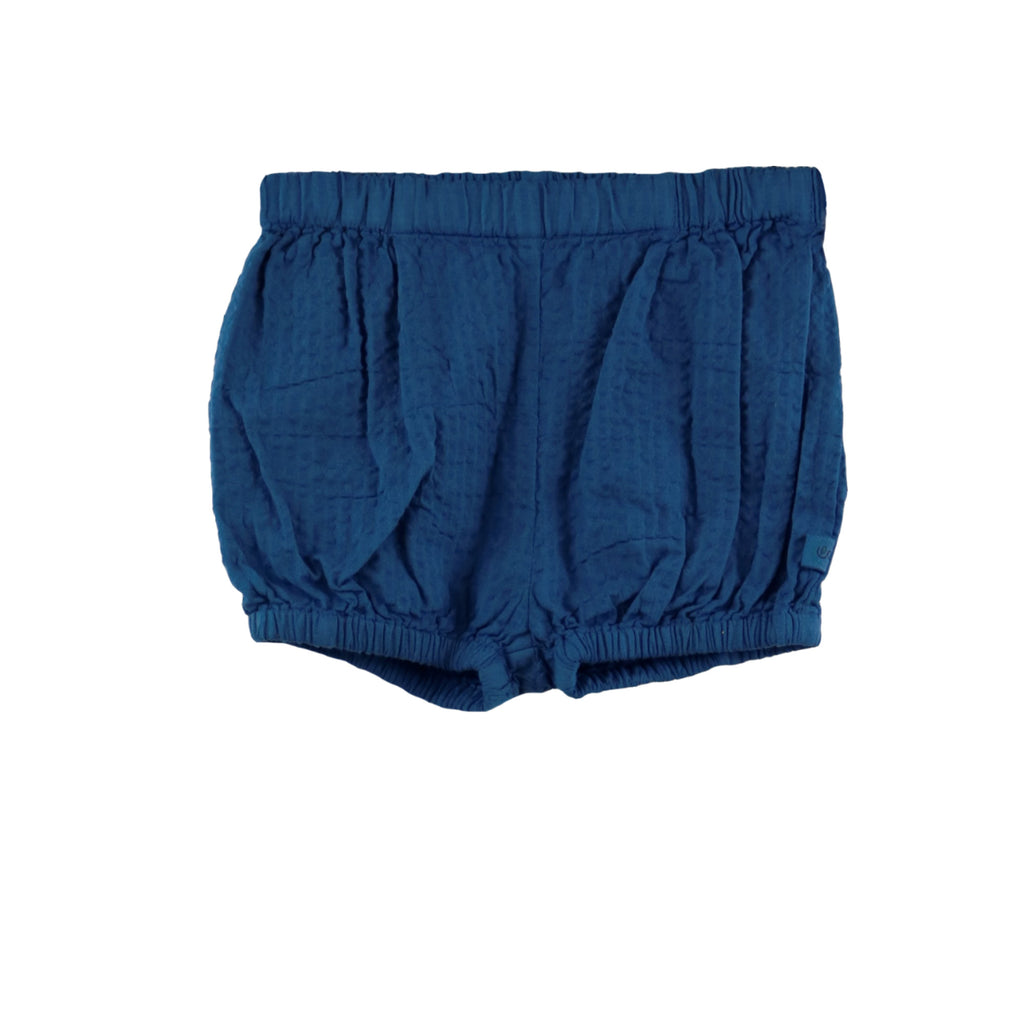 Vivid Denim Unisex Seersucker Bloomer