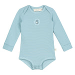Smitten Organic Essentials - Unisex Bodysuit with Logo