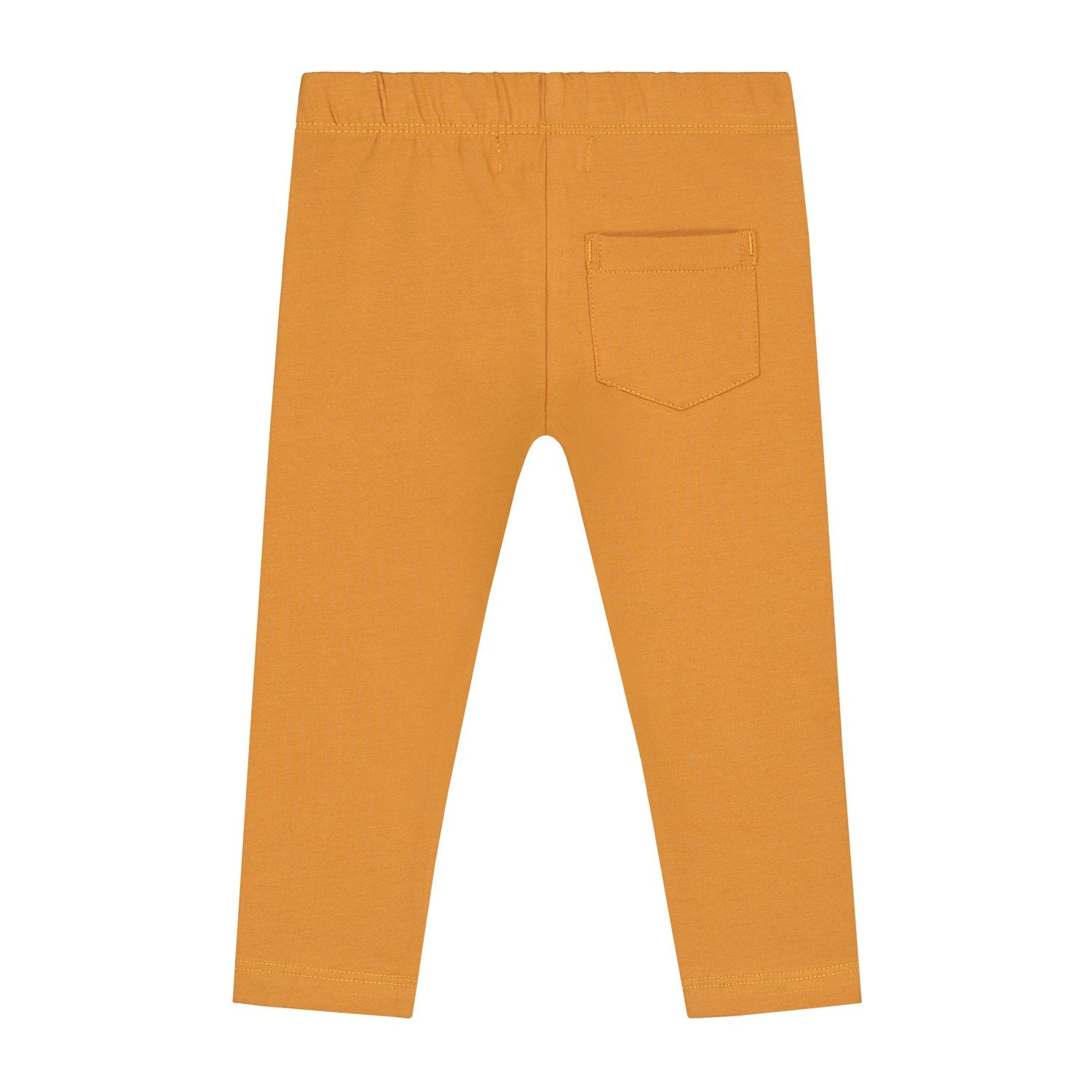 Smitten Organic Essentials - Pants Golden Glow Color - Back