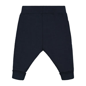 Smitten Organic  - Dress Blue Sweatpant Back