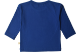 Hallo Spring Long Sleeve T-shirt - Featuring the Smitten Organic Swan Welcoming Spring