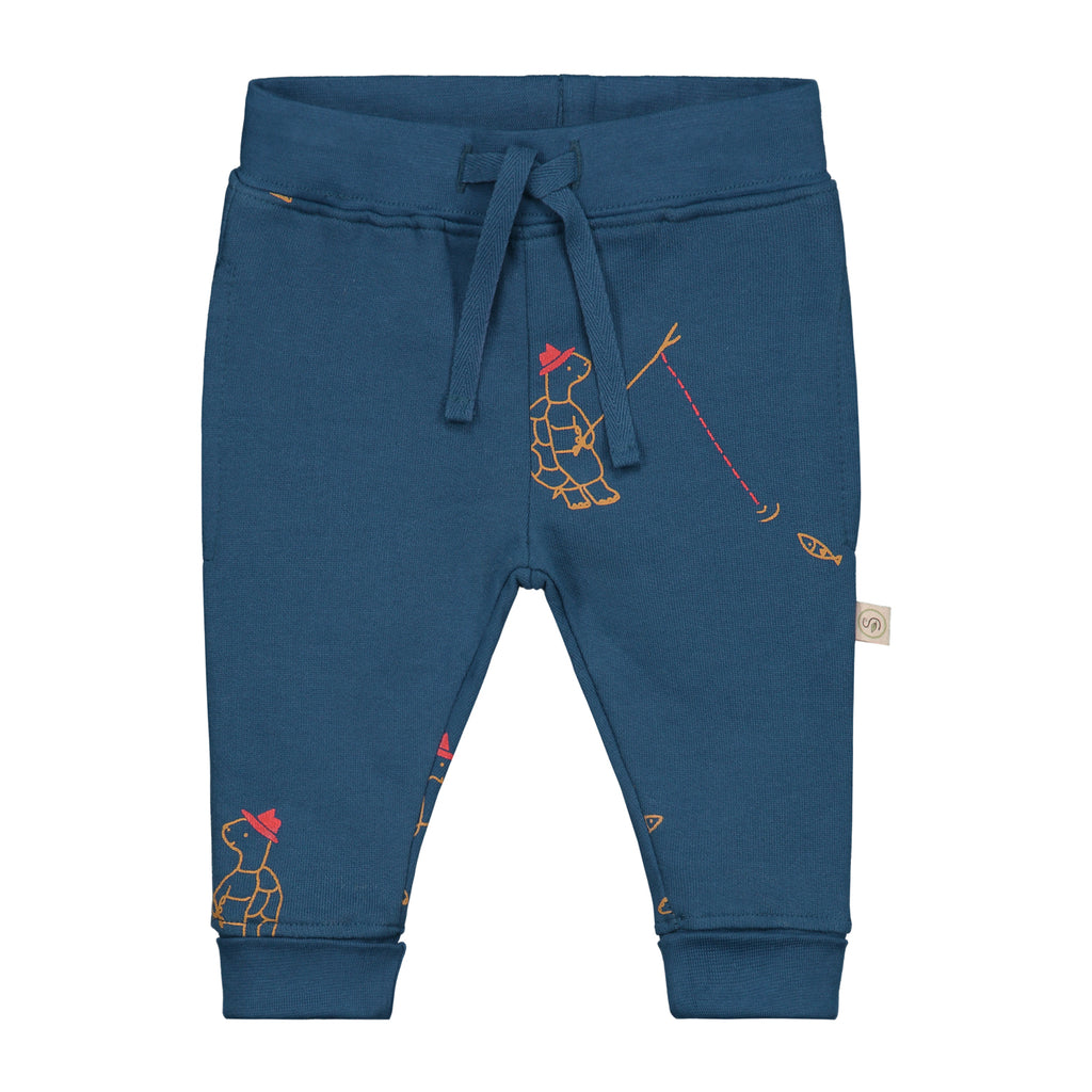 Hawkbill Turtle All over print -Sweatpant
