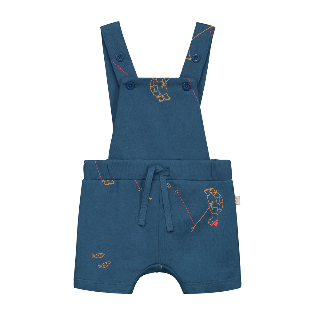 Hawkbill Turtle All over print Shortall