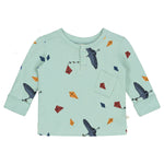 Kite Print Long Sleeve T-Shirt