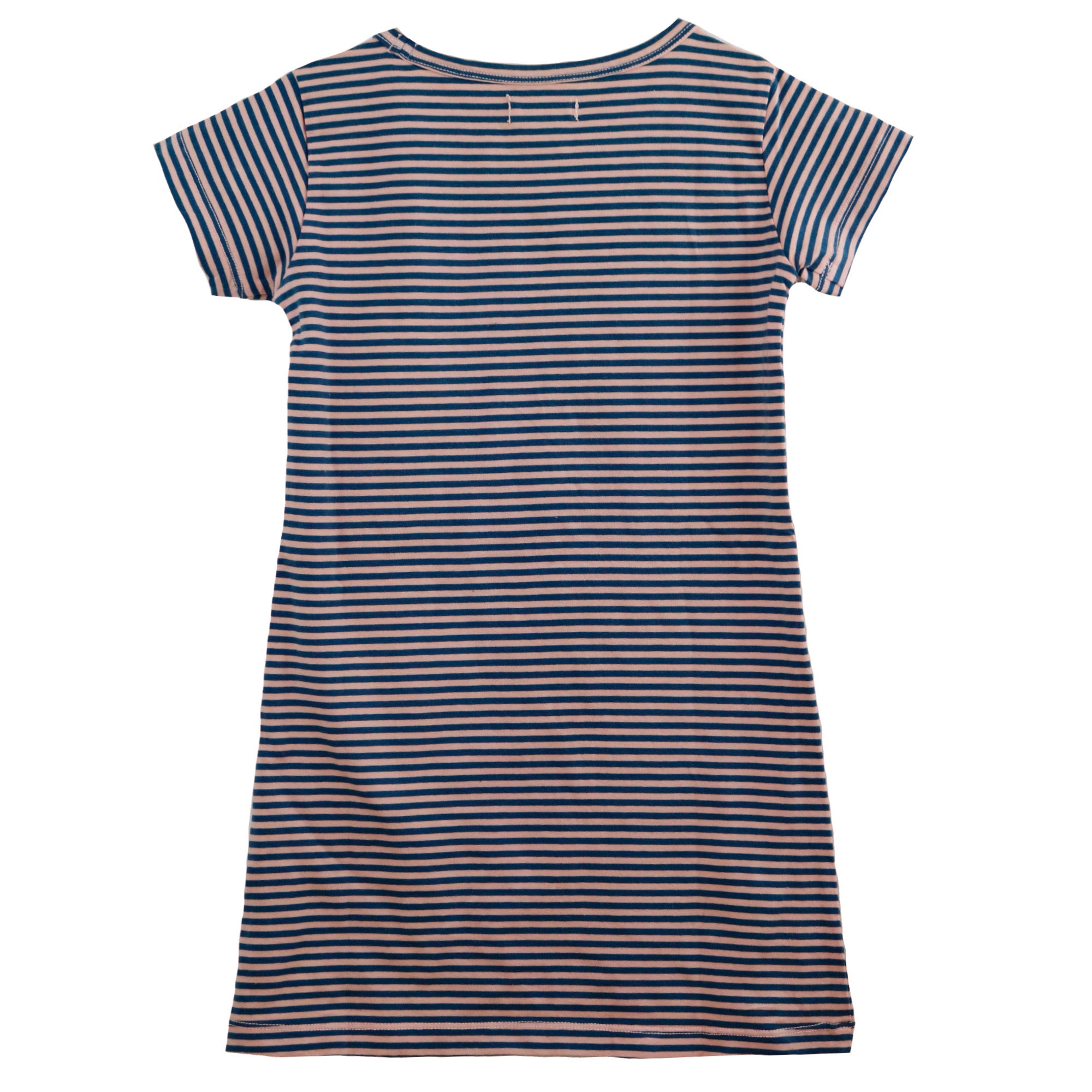 You Can Stripe Evase Dress