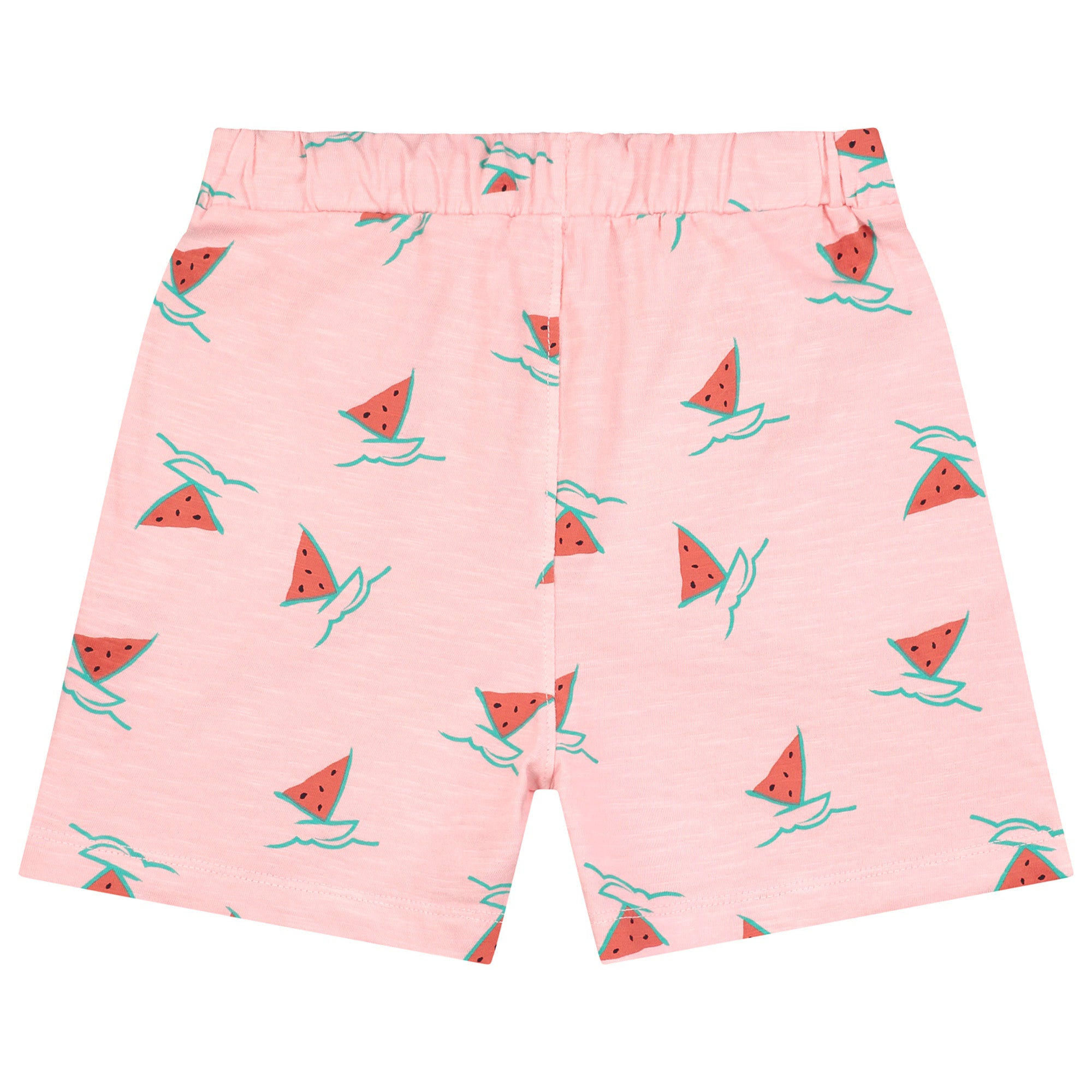Watermelon Boat Girls Shorts