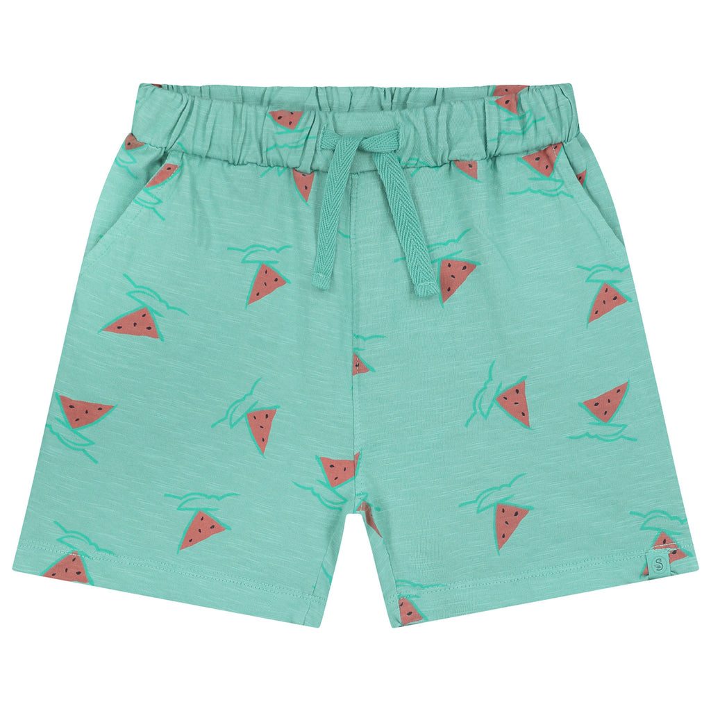 Watermelon Boat Unisex Shorts