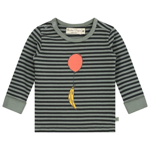 Banana & Ballon Long Sleeve T-Shirt