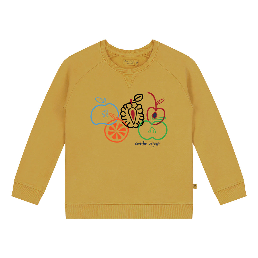 Continent Ring Sweatshirt