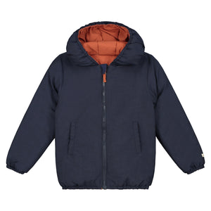 Reversible Down padded jacket