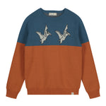 Jaquard Flying Dinos Jumper