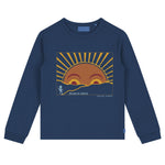 Walking To Sunshine T-Shirt LS