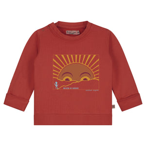 Walking In Sunshine Pullover LS