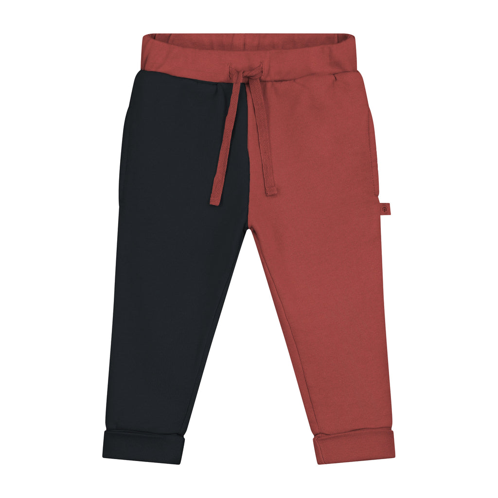Color Block Sweatpants