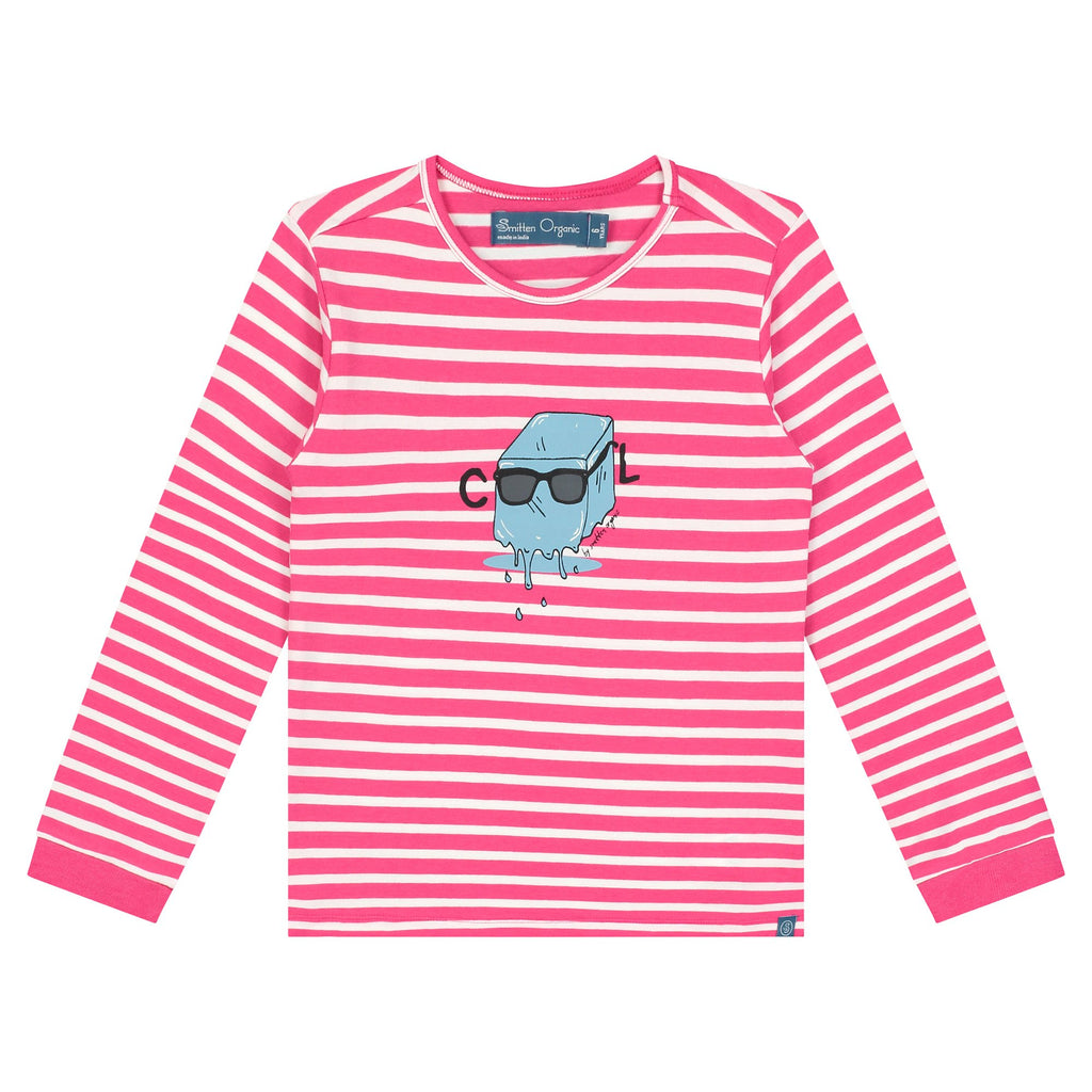 Cool Ice Long Sleeve T-Shirt