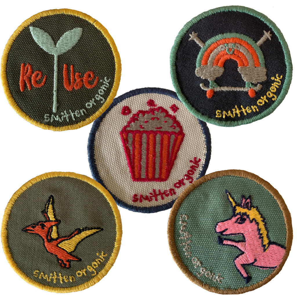 REPAIR PATCH - Set of 5