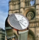 Montre London Mouvement Suisse
