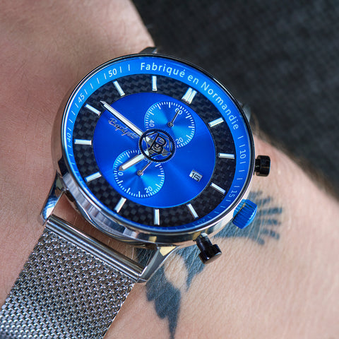 Montre Chronographe Made in Normandie