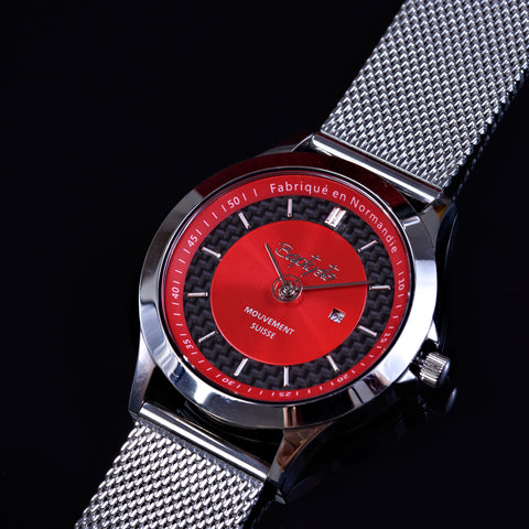 Montre Rubis Suisse - Made in Normandie