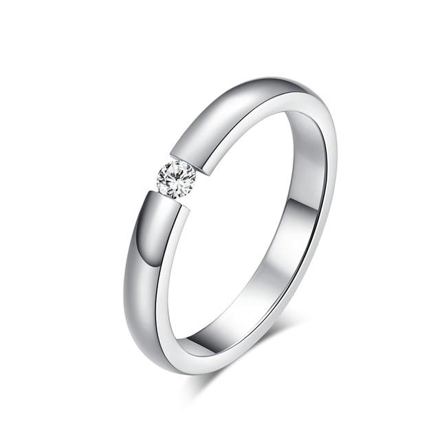 Flawless 316L Ring Of Elegance™