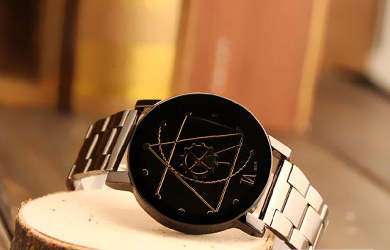 Peter-Ross 'Titus' Luxury  Fashion Stainless Steel Watch  - Free For a limited time only