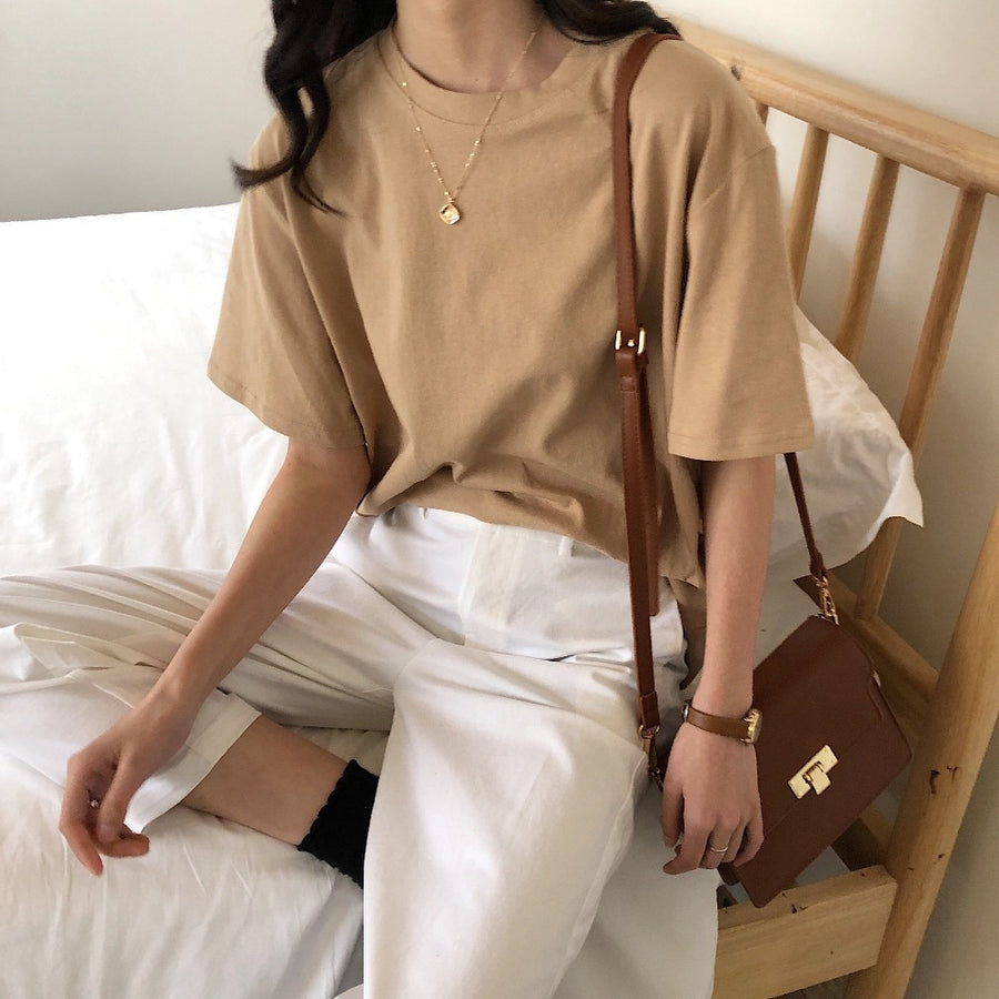 Oversized Basic T-Shirt