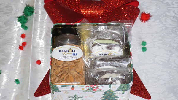 Cannoli Crumbs Topping Gift Sampler (Free Shipping)