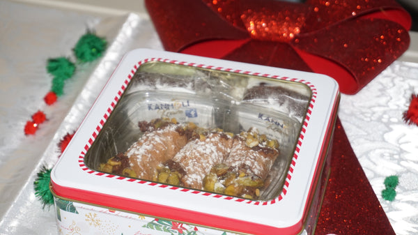 Chocolate Cannoli Crispy Gift Sampler (Free Shipping)