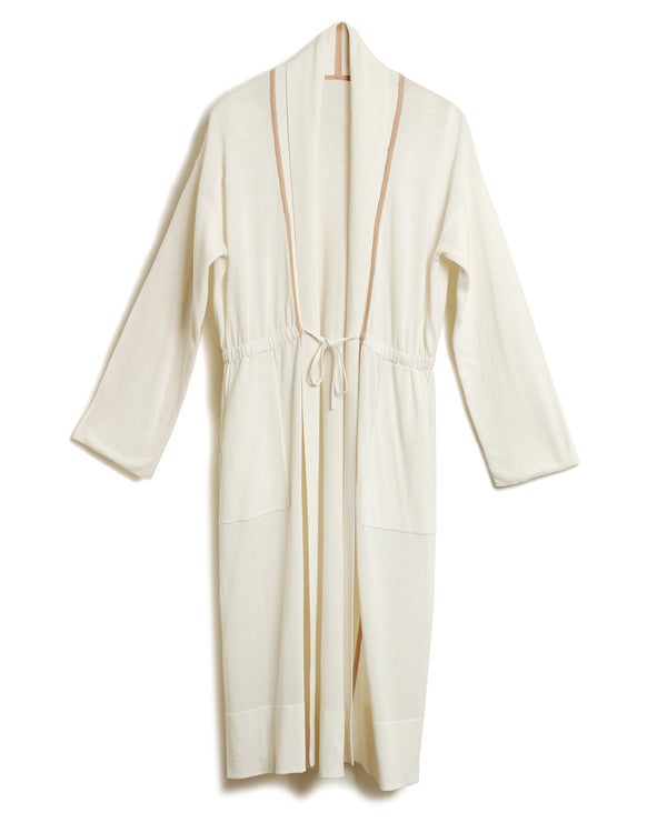 SMOKING ROBE