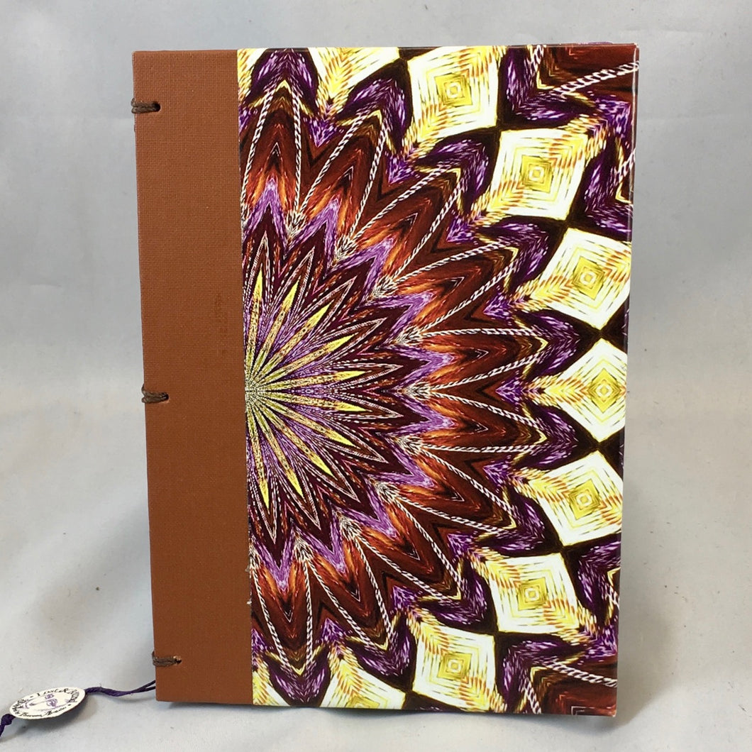 Coptic Bound Notebook