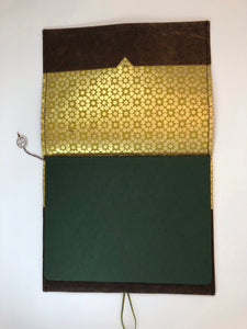 Executive Notebook Portfolio