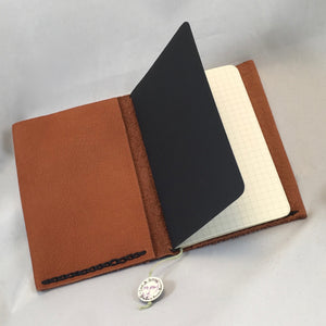 "Pocket Notebook Folio  ""Resolve"""