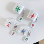 Mahjong Tile Clear Case