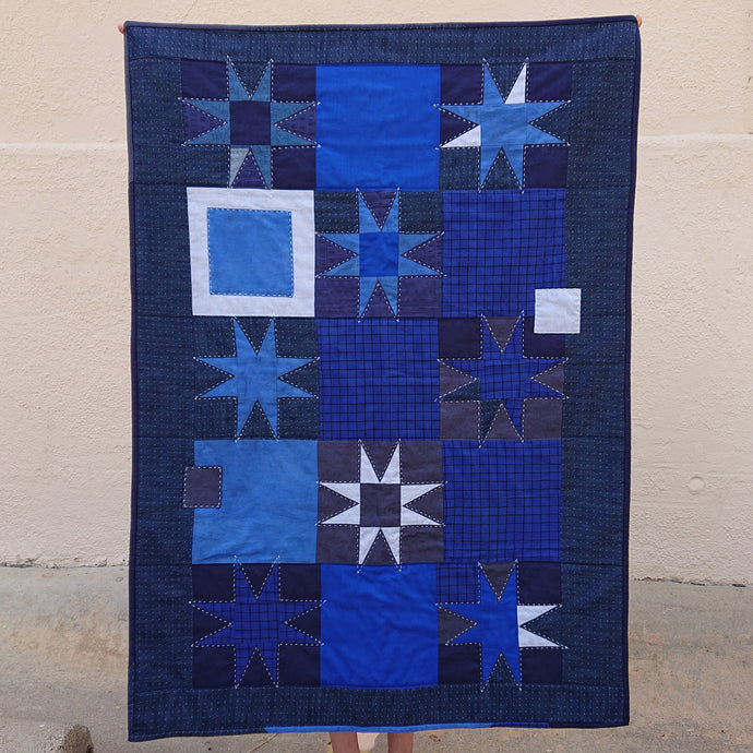 Quilt No. 020 (and nap roll)