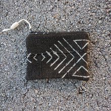 Medium Zip Pouch - black