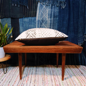 Mudcloth Cushion Cover