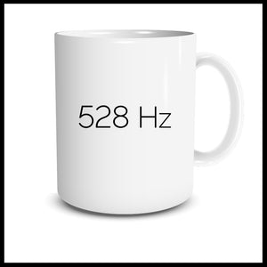 528 Hz Mug (The Love Frequency)