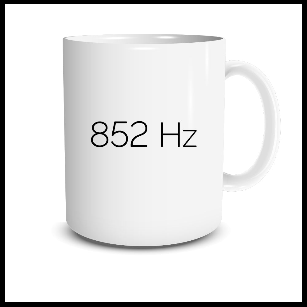 852 Hz Mug (Awakening Intuition Frequency)
