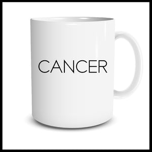 Cancer Zodiac Mug