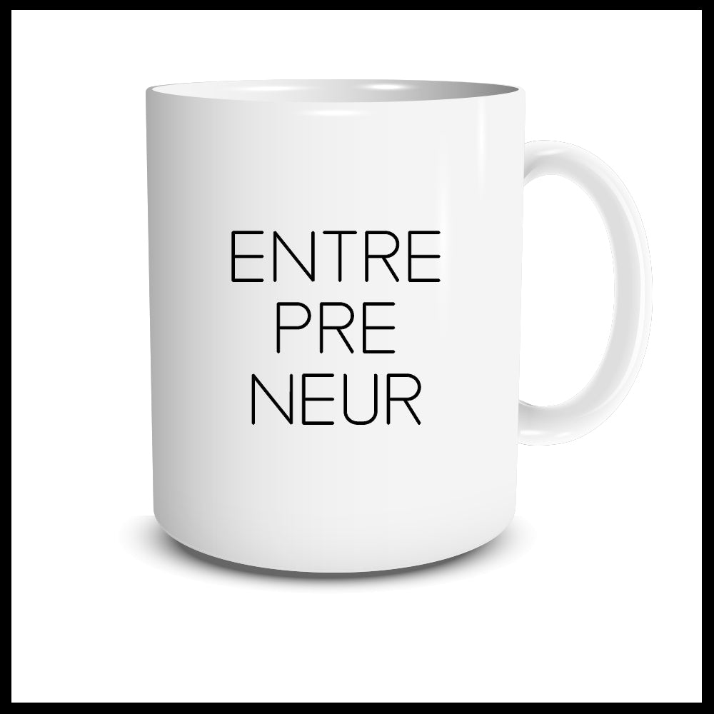 Entrepreneur (stacked) Mug