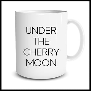 Under The Cherry Moon Mug