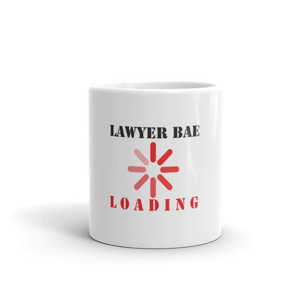 Lawyer Bae Loading Mug