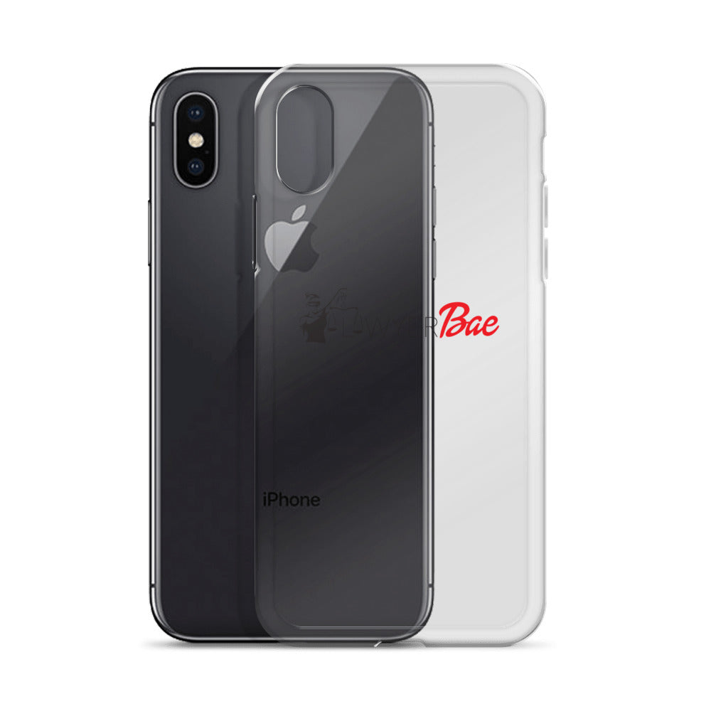 Lawyer Bae Main Logo iPhone Case