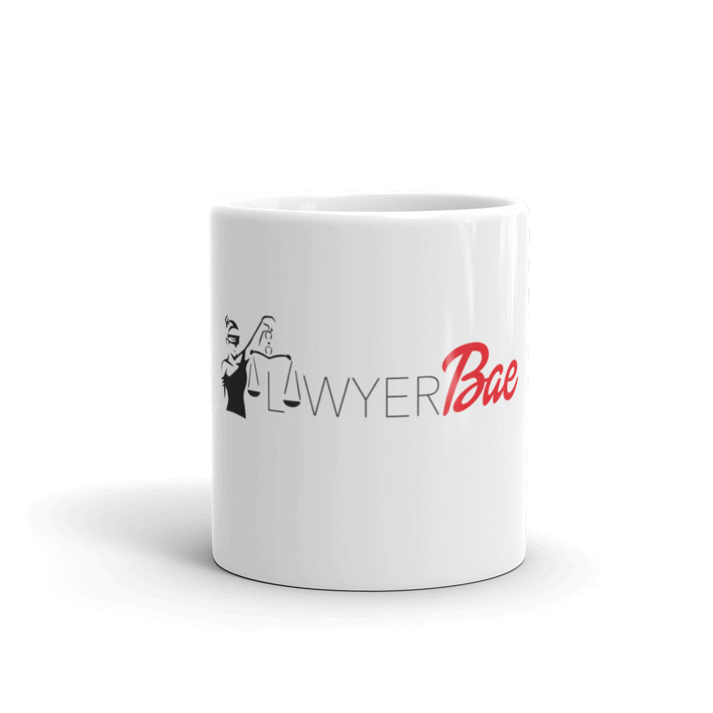 Lawyer Bae Logo Mug
