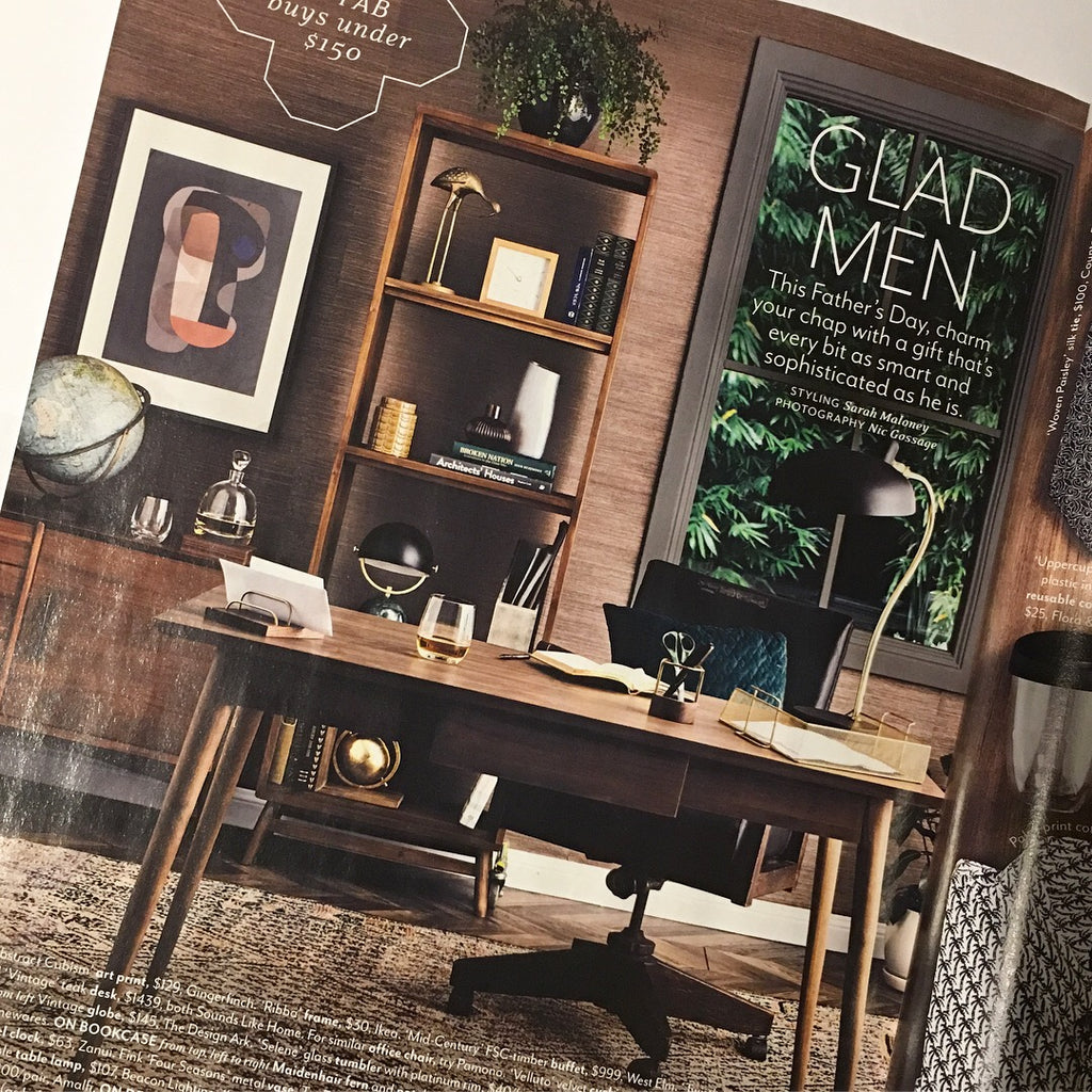 Check out our products in Australian House & Garden magazine
