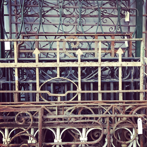 The design ark architectural cast and wrought iron gates