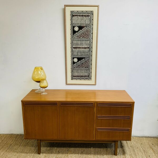 1970's Wrightbuilt Compact Sideboard