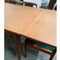 1970's Retro Mid Century Chiswell Teak Extention Dining Table